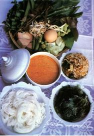 Fig. 1. An example of fermented food in East and SE Asia (fermented rice noodle)