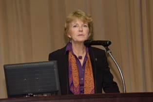 基調講演:M. Ann Tutwiler Bioversity International所長