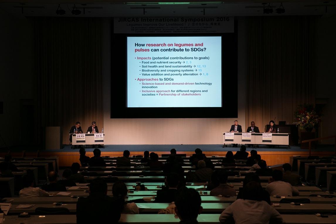 Symposium discussion