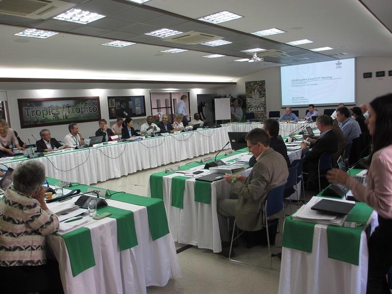 会議の模様(写真提供:農林水産技術会議事務局)