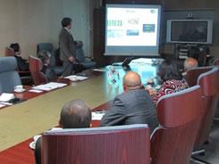 アフリカにおけるJIRCASの研究活動の紹介