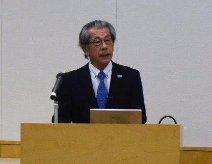 Opening remarks by Dr. Masa Iwanaga, JIRCAS President
