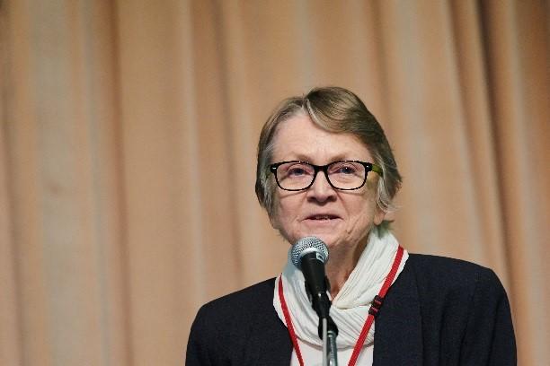 基調講演:Meryl Williamsアジア水産学会議長