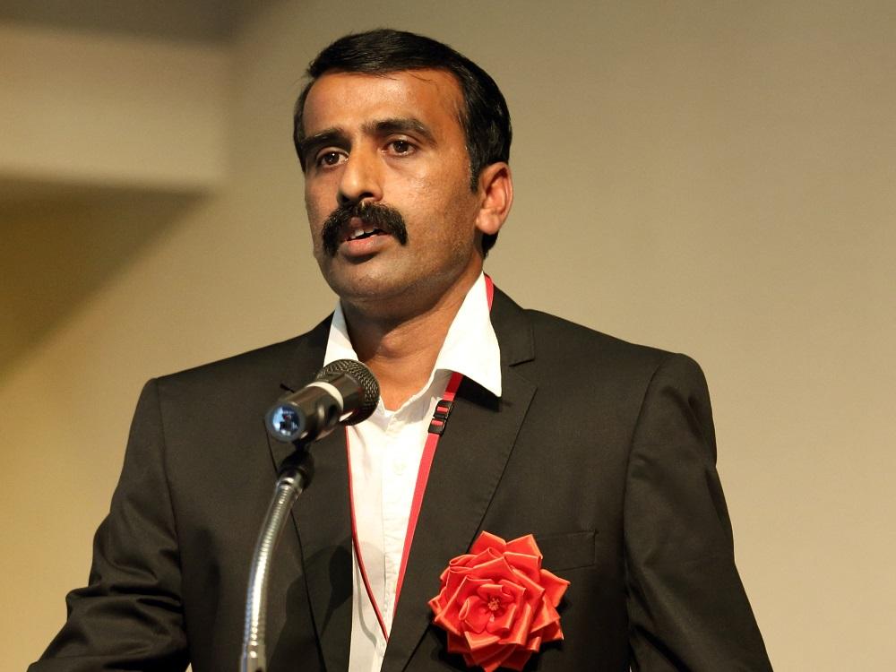 Dr. Chandra Siddaiah NAYAKA