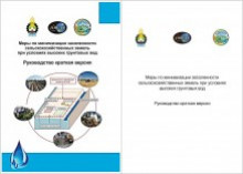 On-farm mitigation measures against salinization under high groundwater level conditions Guideline popular edition