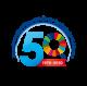 国際農研創立50周年ロゴマーク